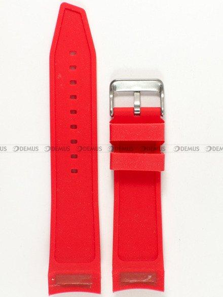 Pasek silikonowy do zegarka Vostok Mriya NH35A-5555235 - 24 mm