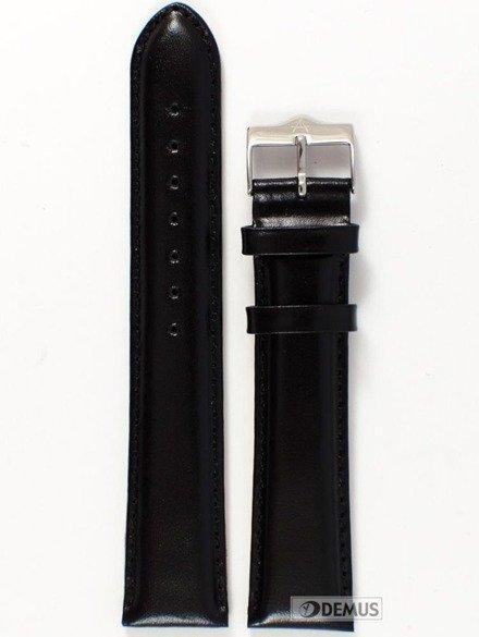 Pasek skórzany do zegarka Atlantic - L358.01.20S - 20 mm