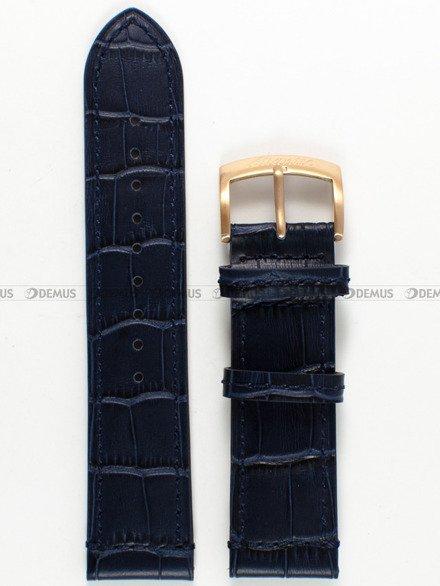 Pasek skórzany do zegarka Atlantic - L87461.07.23.BS5NB - 23 mm