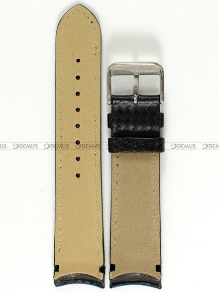 Pasek skórzany do zegarka Aviator AVW8974G76-SR-1- 22 mm