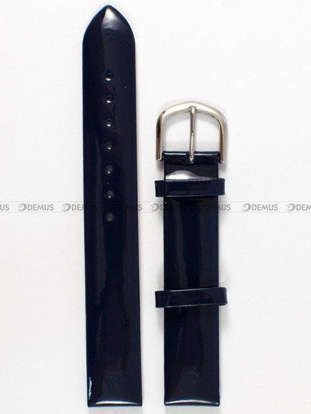 Pasek skórzany do zegarka Bisset - PB45.16.5 - 16 mm