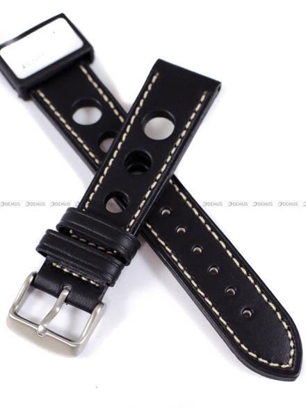 Pasek skórzany do zegarka Condor 682R.01.20.W - 20 mm
