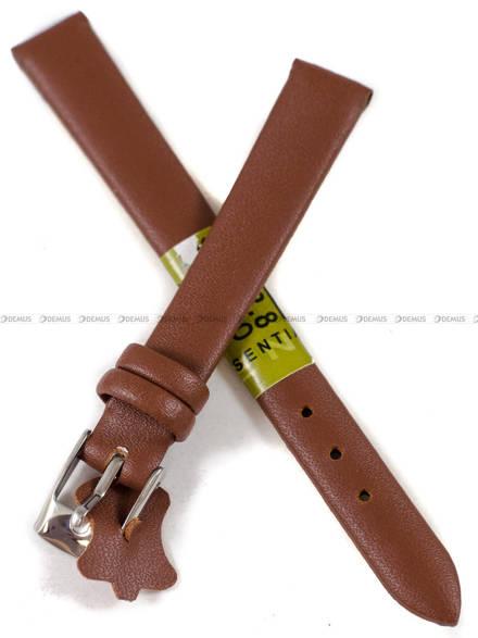 Pasek skórzany do zegarka - Diloy 301.12.8 - 12 mm