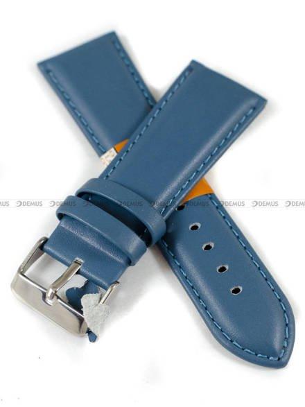 Pasek skórzany do zegarka - Diloy 302EA.26.16 - 26 mm