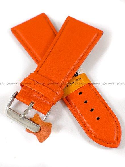 Pasek skórzany do zegarka - Diloy 302EA.30.12 - 30mm