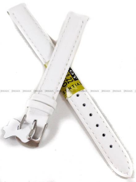Pasek skórzany do zegarka - Diloy 302EL.12.22 - 12 mm