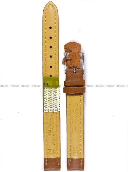Pasek skórzany do zegarka - Diloy 302EL.12.3 - 12 mm