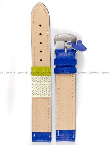 Pasek skórzany do zegarka - Diloy 302EL.16.16 - 16 mm