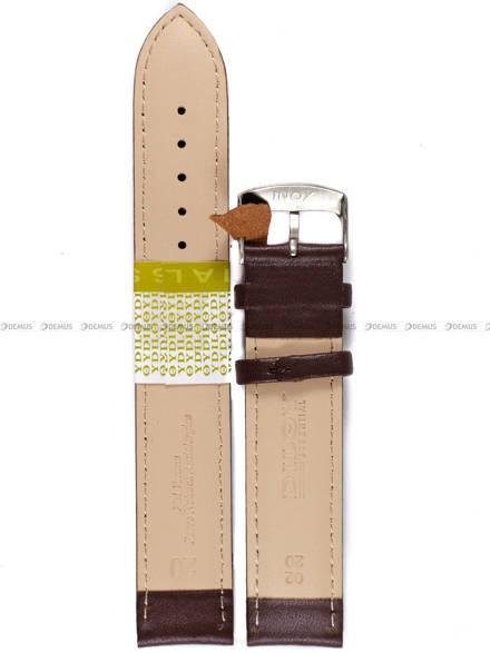 Pasek skórzany do zegarka - Diloy 302EL.20.2 - 20mm