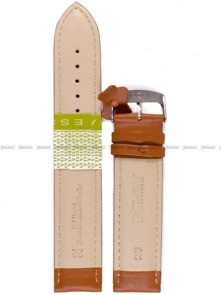 Pasek skórzany do zegarka - Diloy 302EL.22.3 - 22mm