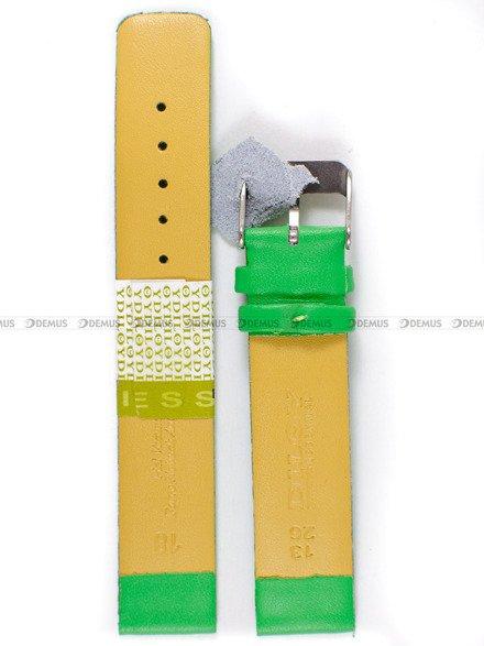 Pasek skórzany do zegarka - Diloy 327.18.11 - 18mm