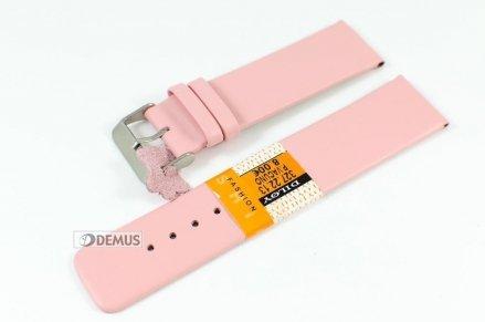 Pasek skórzany do zegarka - Diloy 327.22.13 - 22mm