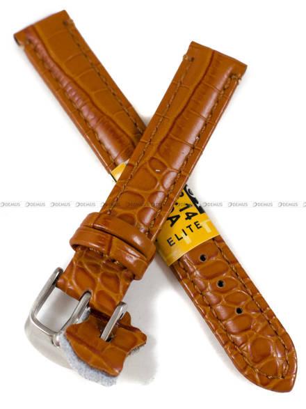 Pasek skórzany do zegarka - Diloy 412.14.3 - 14 mm