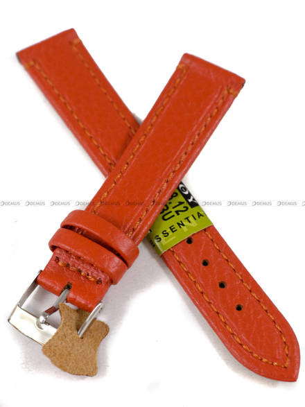 Pasek skórzany do zegarka - Diloy P178.18.12 - 18 mm