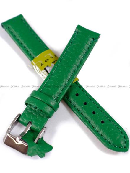 Pasek skórzany do zegarka - Diloy P205.14.11 - 14mm
