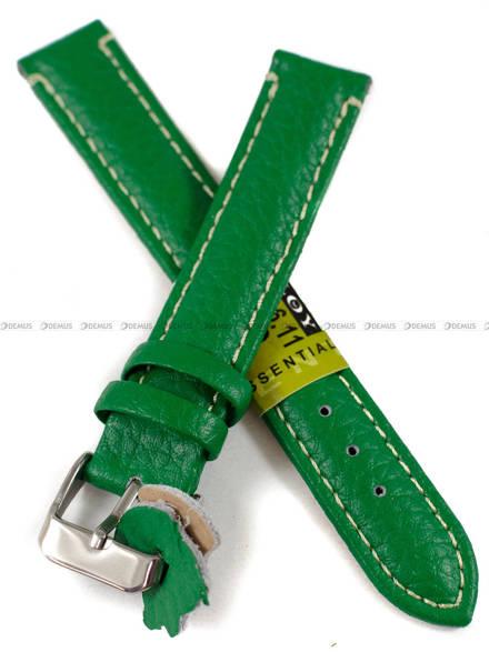 Pasek skórzany do zegarka - Diloy P206.16.11 - 16 mm