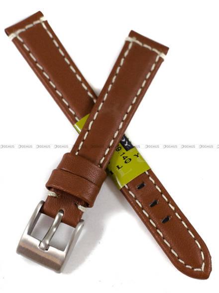 Pasek skórzany do zegarka - Diloy P354.14.9 - 14 mm