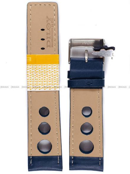 Pasek skórzany do zegarka - Diloy P355.24.5 - 24 mm