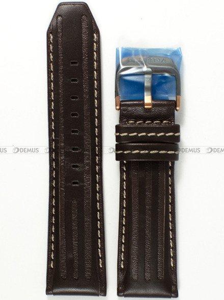 Pasek skórzany do zegarka Festina F16384 - P16384-2 24 mm
