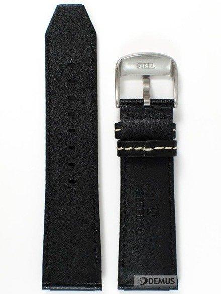 Pasek skórzany do zegarka Festina F16489 - P16489-1 - 25 mm