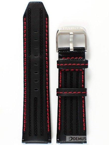 Pasek skórzany do zegarka Festina F16489 - P16489-5 - 25 mm