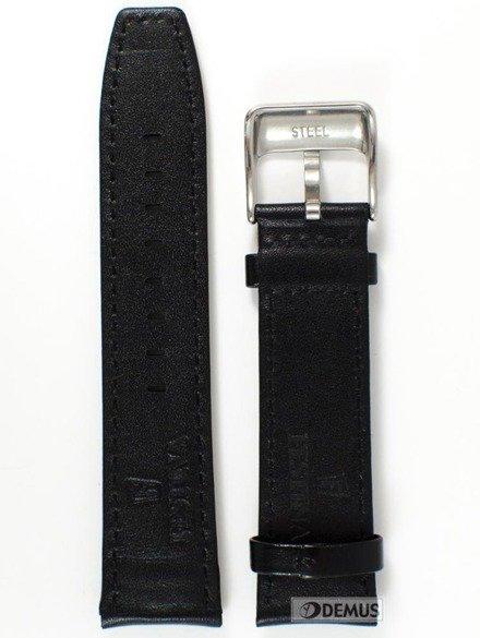 Pasek skórzany do zegarka Festina F16585 - P16585-8 - 23 mm