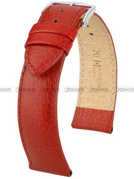 Pasek skórzany do zegarka - Hirsch Kansas 01502020-2-22 - 22 mm