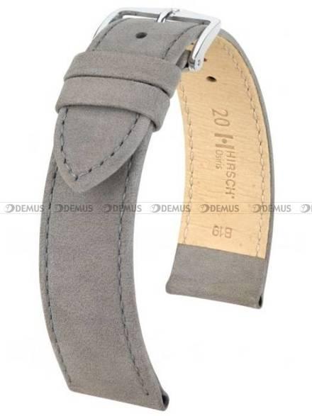 Pasek skórzany do zegarka - Hirsch Osiris 03433030-2-18 - 18 mm - L