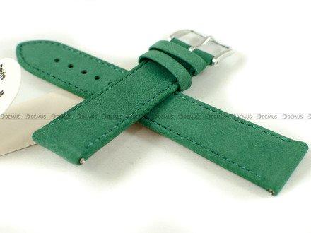 Pasek skórzany do zegarka - Hirsch Osiris 03433140-2-20 - 20 mm