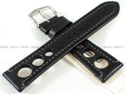 Pasek skórzany do zegarka - Hirsch Rally 05102050-2-22 - 22 mm