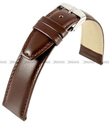 Pasek skórzany do zegarka - Horido 0077L.02.20S - 20 mm