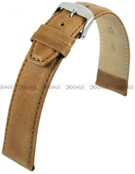 Pasek skórzany do zegarka - Horido 0077L.08.18S - 18 mm