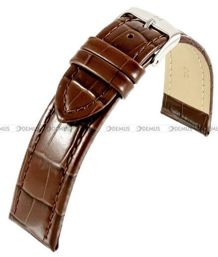 Pasek skórzany do zegarka - Horido 0087L.02.20S - 20 mm