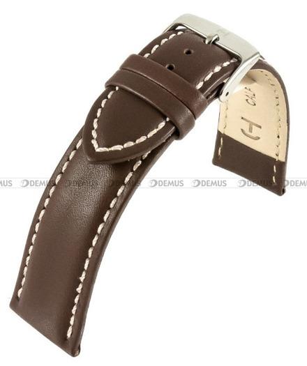 Pasek skórzany do zegarka - Horido 0147.02.20S - 20 mm