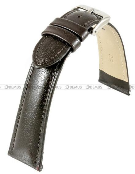Pasek skórzany do zegarka - Horido 0158.02.18S - 18 mm