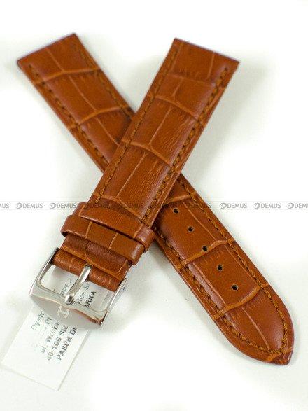 Pasek skórzany do zegarka - Horido 0189.03.20S - 20 mm