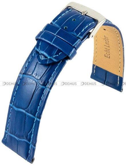 Pasek skórzany do zegarka - Horido 0189.13.24S - 24 mm