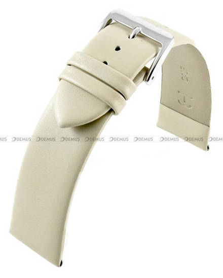 Pasek skórzany do zegarka - Horido 4504.08.18S - 18 mm