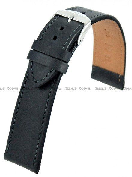 Pasek skórzany do zegarka - Horido 9201.01.22S - 22 mm