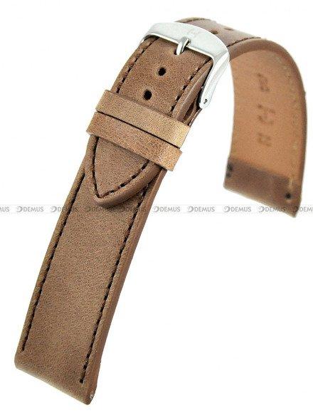 Pasek skórzany do zegarka - Horido 9201.03.22S - 22 mm