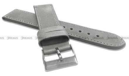 Pasek skórzany do zegarka - LAVVU LSAUA22 - 22 mm