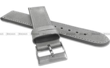 Pasek skórzany do zegarka - LAVVU LSAUA24 - 24 mm
