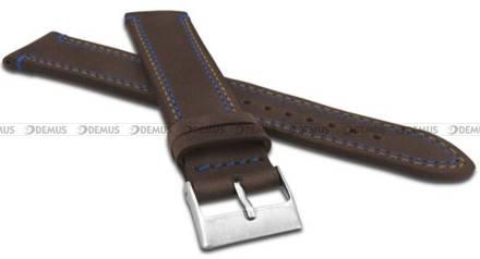 Pasek skórzany do zegarka - LAVVU LSDUC22 - 22 mm