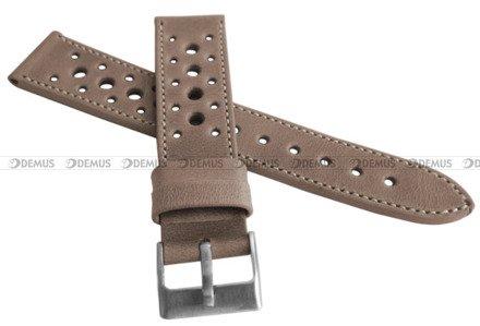 Pasek skórzany do zegarka - LAVVU LSGUF18 - 18 mm