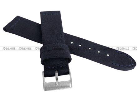 Pasek skórzany do zegarka - LAVVU LSLUL18 - 18 mm
