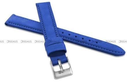 Pasek skórzany do zegarka - Minet MSNUL16 - 16 mm