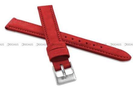 Pasek skórzany do zegarka - Minet MSNUQ16 - 16 mm