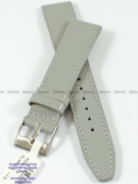 Pasek skórzany do zegarka - Minet MSOUA20 - 20 mm
