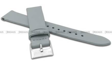 Pasek skórzany do zegarka - Minet MSSUA18 - 18 mm