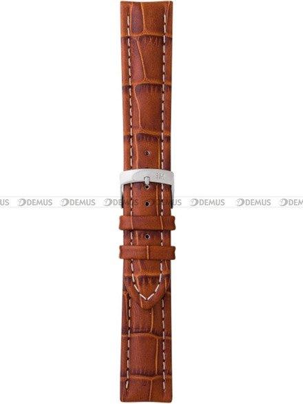 Pasek skórzany do zegarka - Morellato A01U3252480041 - 24 mm